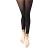 Capezio | Footless Tight w Self Knit Waist Band | 10666-CAP-1917