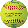 "CHAMPRO Sports | Asa 11"" Slow Pitch Leather Cover .52 Cor 