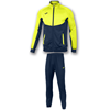 Joma | TRACKSUIT ESSENTIAL MICROFIBER NAVY BLUE-YELLOW | 10930-JOM-101021.321