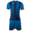 Joma | SHORT SLEEVE STRIP PRO-LIGA ROYAL BLUE-NAVY BLUE | 11062-JOM-100678.703
