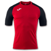 Joma | SHORT SLEEVE T-SHIRT BRAMA EMOTION II RED-BLACK | 11087-JOM-100652.601