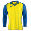 Joma | L/S T-SHIRT GRADA YELLOW-ROYAL BLUE | 11191-JOM-100681.907