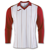 Joma | L/S T-SHIRT GRADA WHITE-RED | 11199-JOM-100681.206