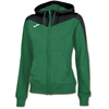 Joma | JACKET SPIKE GREEN-BLACK WOMEN | 11451-JOM-900237.451