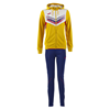 Joma | TRACKSUIT TERRA II YELLOW-WHITE-NAVY BLUE WOMEN | 11484-JOM-900425.900
