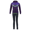 Joma | TRACKSUIT TERRA II PURPLE-BLACK WOMEN | 11487-JOM-900425.550