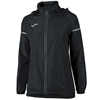 Joma | RAINCOAT RACE BLACK WOMEN | 11651-JOM-900662.100