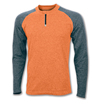 Joma | T-SHIRT SKIN ORANGE-BLACK L/S | 12015-JOM-100040.050