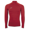 Joma | T-SHIRT BRAMA CLASSIC RED WITH NECK L/S | 12073-JOM-3477.55.103S
