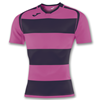Joma | SHORT SLEEVE T-SHIRT RUGBY DARK PURPLE-PINK | 12205-JOM-100735.305