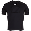 Joma | PROTEC RUGBY T-SHIRT BLACK SHORT SLEEVE | 12226-JOM-101339.100
