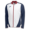 Joma | TENNIS JACKET WHITE-NAVY BLUE | 12531-JOM-100561.203