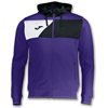 Joma | HOODED JACKET POLY CREW II PURPLE | 12599-JOM-100615.551