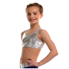 Soffe | Girls Mid Impact Cheer Bra | 1263-SOF-1210G