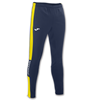 Joma | LONG PANTS CHAMPION IV NAVY BLUE-YELLOW | 12651-JOM-100761.309
