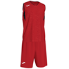 Joma | CAMPUS BASKETBALL SET RED-BLACK N/S | 12805-JOM-101373.601