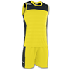 Joma | SLEEVELESS STRIP SPACE II YELLOW | 12829-JOM-100692.901