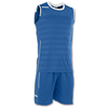 Joma | SLEEVELESS STRIP SPACE II ROYAL BLUE | 12831-JOM-100692.702