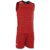 Joma | SLEEVELESS STRIP SPACE II RED | 12832-JOM-100692.601