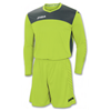 Joma | GOALKEEPER SET AREA IV GREEN-GREY T-SHIRT+SHORT | 12838-JOM-100008.020