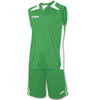 Joma | SET CANCHA GREEN JERSEY+SHORT | 12847-JOM-1184.12.009