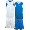 Joma | BASKETBALL REVERSIBLE SET WHITE-ROYAL | 12857-JOM-1184.002