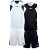 Joma | BASKETBALL REVERSIBLE SET WHITE-BLACK | 12858-JOM-1184.001
