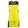 Joma | SLEEVELESS STRIP SPACE II YELLOW WOMEN | 13032-JOM-900376.901
