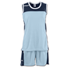 Joma | SLEEVELESS STRIP SPACE II SKY BLUE WOMEN | 13035-JOM-900376.353