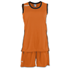 Joma | SLEEVELESS STRIP SPACE II ORANGE WOMEN | 13040-JOM-900376.801