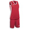 Joma | SET PIVOT WOMAN RED JERSEY+SHORTS | 13043-JOM-1227W001