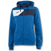 Joma | HOODED JACKET CREW II ROYAL BLUE WOMEN | 13397-JOM-900386.703