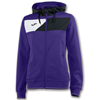 Joma | HOODED JACKET CREW II PURPLE WOMEN | 13399-JOM-900386.551