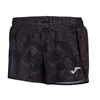 Joma | SELENE WOMEN'S PRINTED SHORTS BLACK-ANTHRACITE | 13644-JOM-900905.100