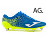 Joma | PROPULSION LITE 804 ROYAL BLUE ARTIFICIAL GRASS | 13787-JOM-PROLS.804.AG