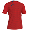 Joma | MYSKIN ACADEMY T-SHIRT RED SHORT SLEEVE | 13814-JOM-101290.603