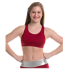 Soffe | Juniors Mid Impact Cheer Sports Bra | 139-SOF-1210V