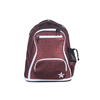 Rebel Athletic | Maroon Rebel Dream Bag With White Zipper Pre-Order Now | 14104-REB-DBMAROONWHT