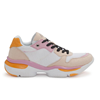 Pastry | Adult Carla Sneaker In White / Salmon / Lavender | 15660-PAS-07436