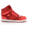 Pastry | Glam Pie Glitter Adult Sneaker In Red | 15694-PAS-83586