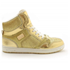 Pastry | Glam Pie Glitter Adult Sneaker In Gold | 15695-PAS-83837