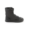 Pastry | Military Glitz Youth Sneaker Boot In Black / Black | 15738-PAS-68071