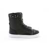 Pastry | Military Glitz Youth Sneaker Boot In Black / White | 15739-PAS-94010
