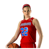 Alleson Athletic | Womens Basketball Jersey | 3360-ALL-537JW
