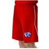 Alleson Athletic | Womens Basketball Short | 3361-ALL-537PW