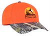 Pacific Headwear | Blaze Orange Camo | 3459-PAC-680C