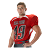 Alleson Athletic | Elusive Cut Football Jersey | 3954-ALL-753E
