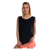 Soffe | Juniors Boyfriend Cotton Poly Tank Top | 4144-SOF-6552V