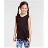 Soffe | Girls Boyfriend Cotton Poly Tank Top | 4158-SOF-6552G