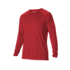 Alleson Athletic | Youth Heather Long Sleeve T | 4349-ALL-501HSLY
